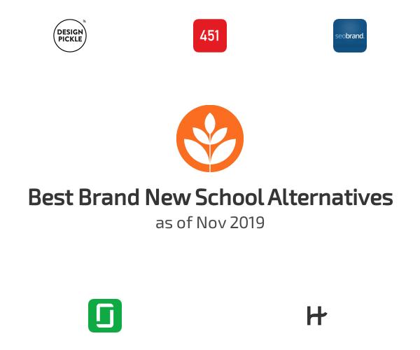 Best Brand New School Alternatives