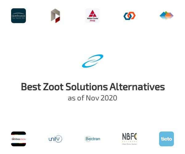 Best Zoot Solutions Alternatives