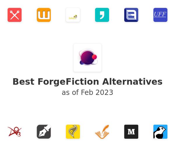 Best ForgeFiction Alternatives