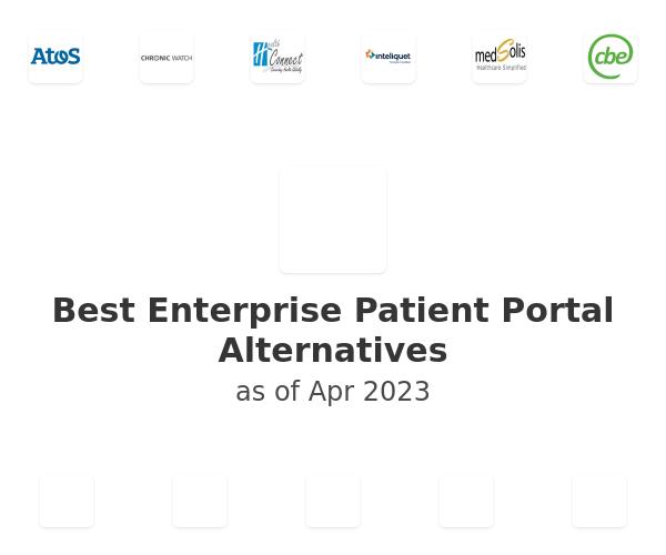 Best Enterprise Patient Portal Alternatives