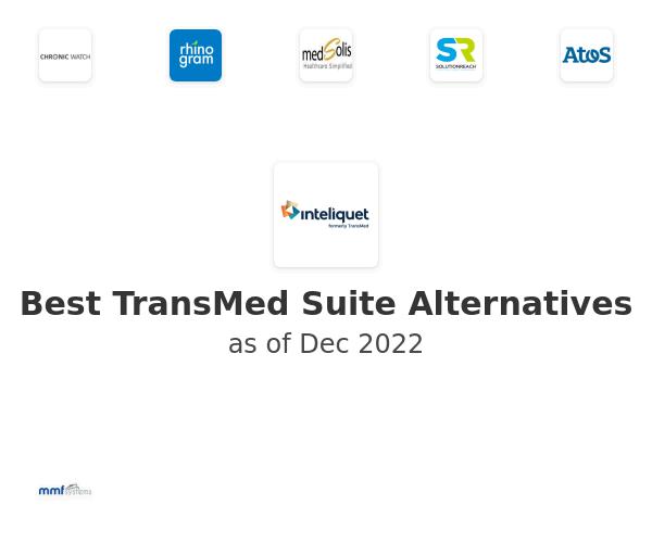 Best TransMed Suite Alternatives
