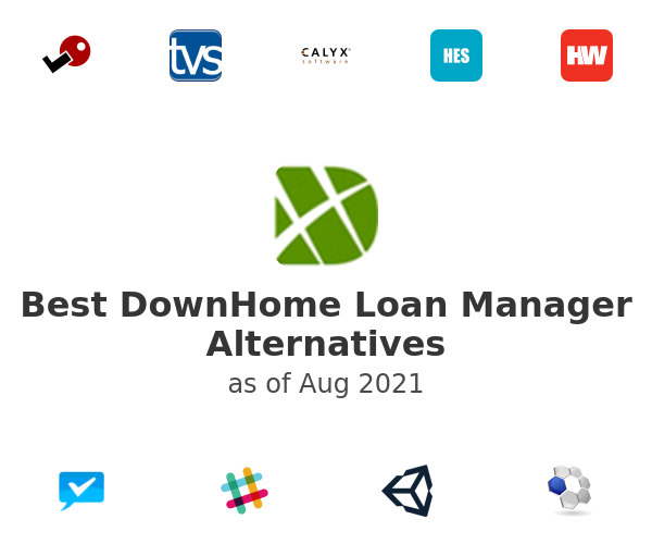 Best DownHome Loan Manager Alternatives