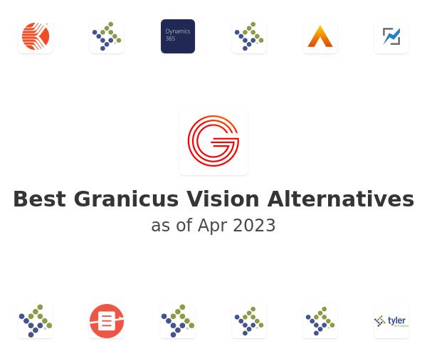Best Granicus Vision Alternatives
