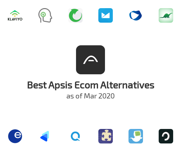Best Apsis Ecom Alternatives