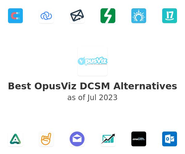 Best OpusViz DCSM Alternatives