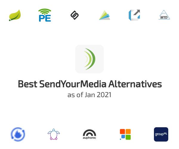 Best SendYourMedia Alternatives