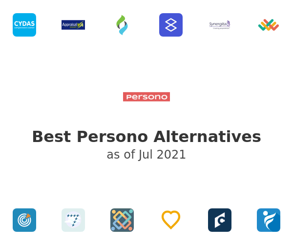 Best Persono Alternatives