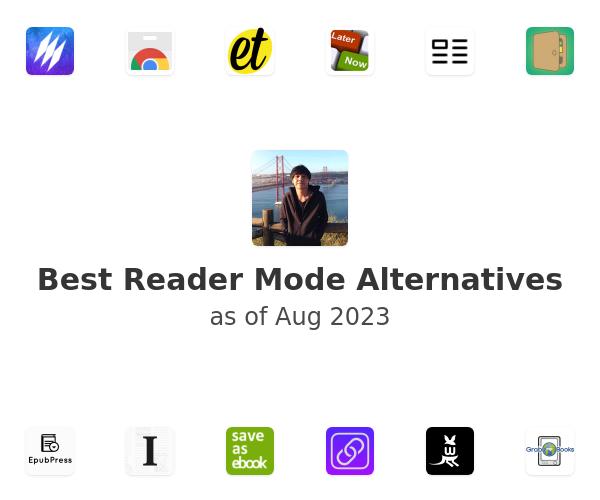 Best Reader Mode Alternatives