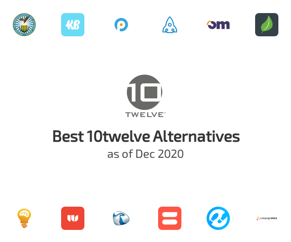 Best 10twelve Alternatives