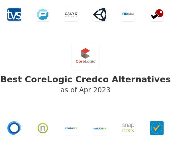 Best CoreLogic Credco Alternatives
