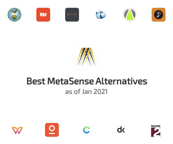 Best MetaSense Alternatives