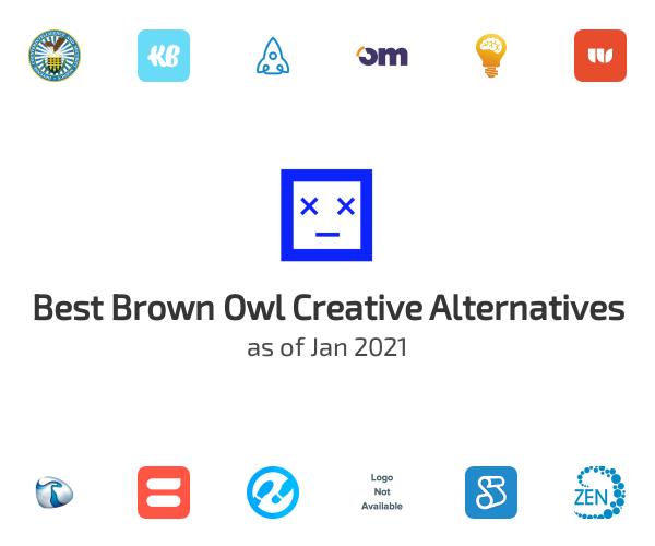 Best Brown Owl Creative Alternatives