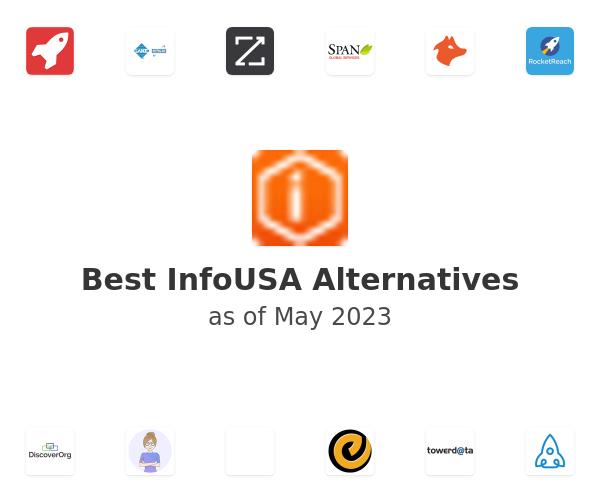 Best InfoUSA Alternatives