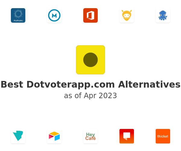 Best Dotvoter Alternatives