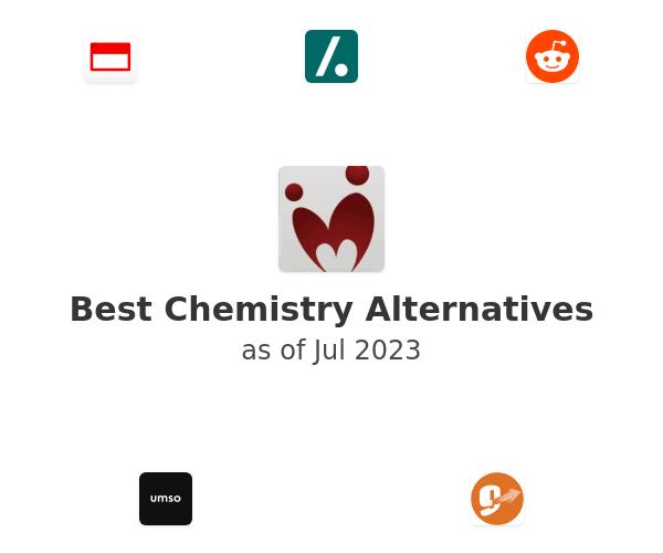 Best Chemistry Alternatives
