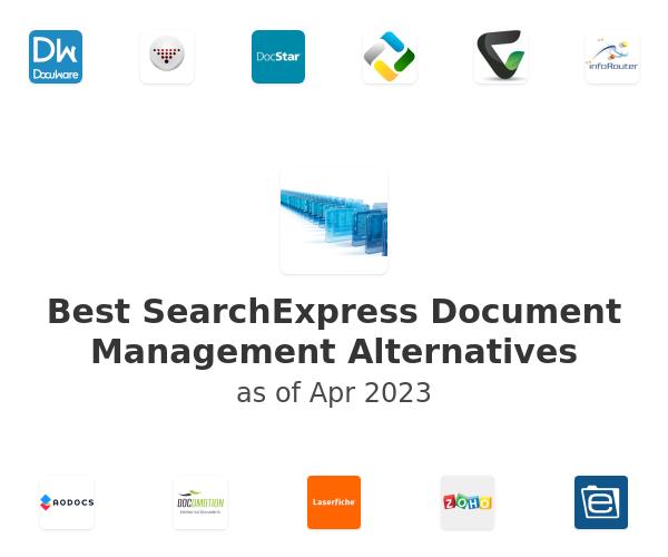 Best SearchExpress Document Management Alternatives