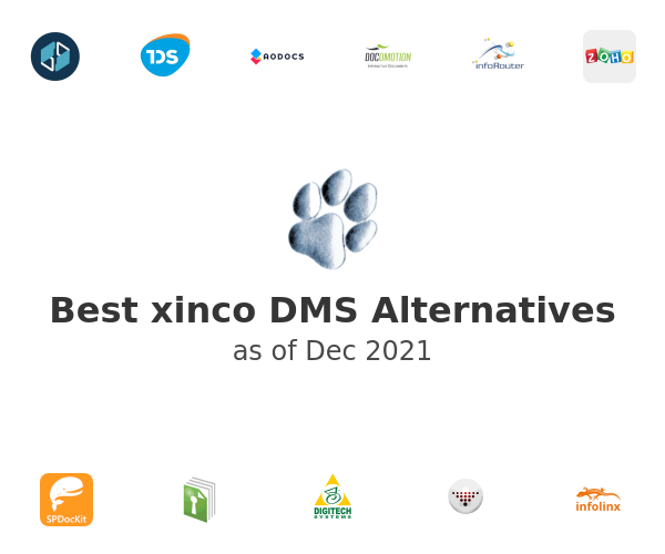 Best xinco DMS Alternatives