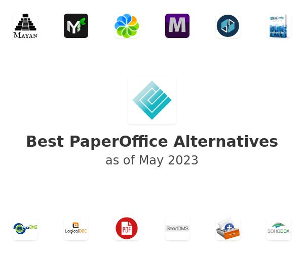 Best PaperOffice Alternatives