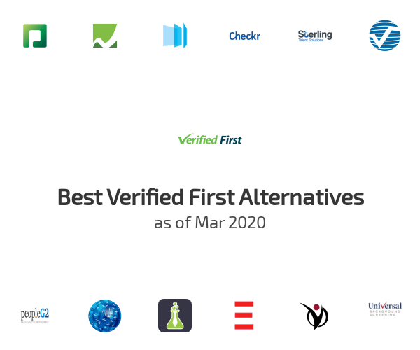 Best Verified First Alternatives