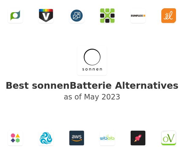 Best sonnenBatterie Alternatives