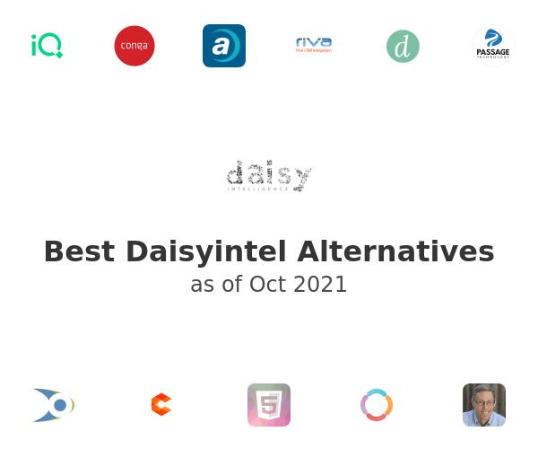 Best Daisyintel Alternatives