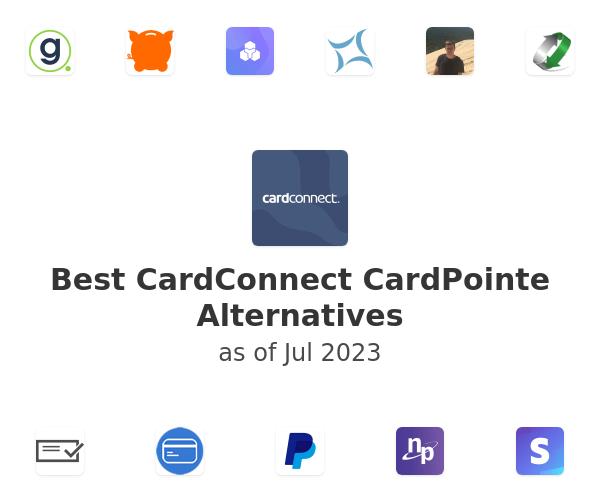 Best CardConnect CardPointe Alternatives