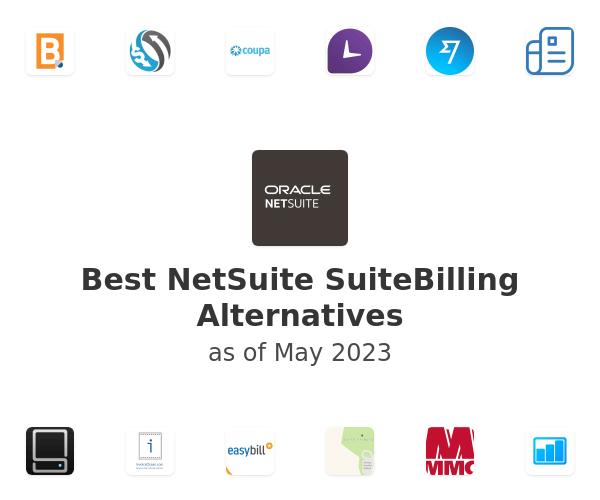Best NetSuite SuiteBilling Alternatives