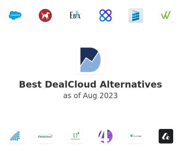 Best DealCloud Alternatives