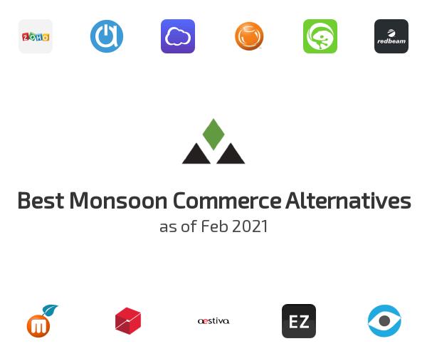 Best Monsoon Commerce Alternatives
