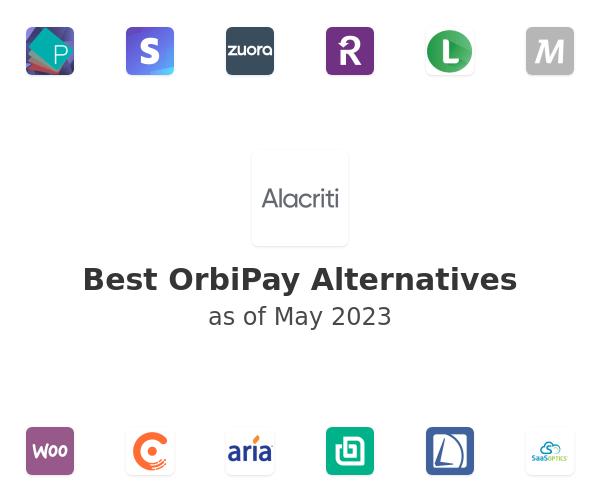 Best OrbiPay Alternatives