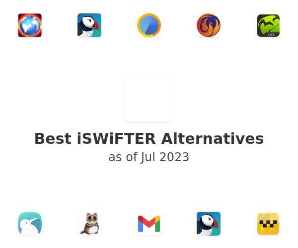 Best iSWiFTER Alternatives
