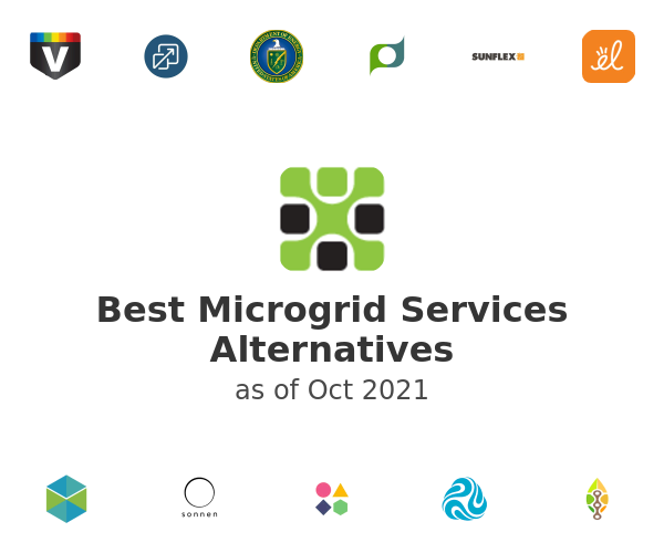 Best Microgrid Services Alternatives