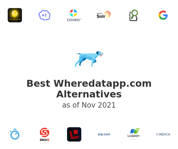 Best WhereDat Alternatives