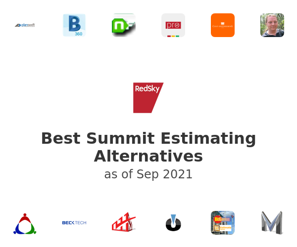 Best Summit Estimating Alternatives