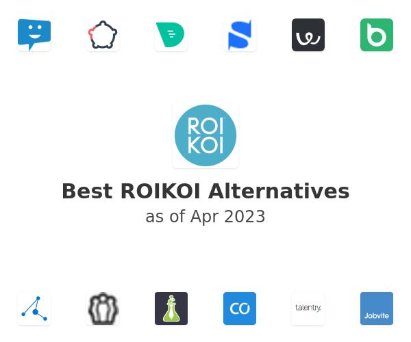 Best ROIKOI Alternatives
