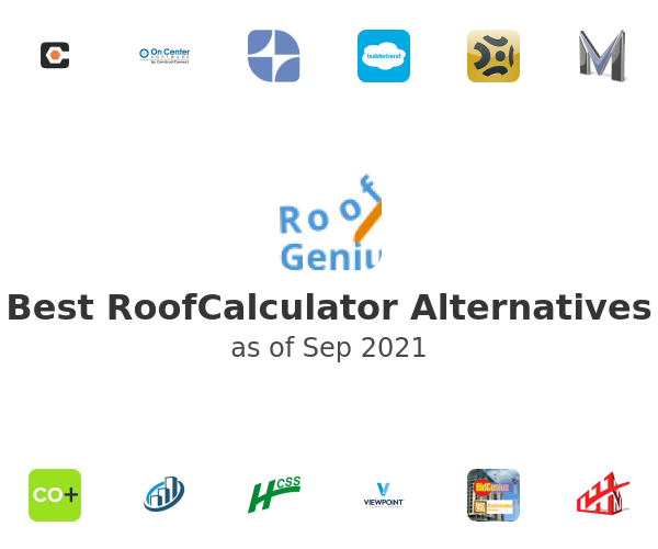 Best RoofCalculator Alternatives