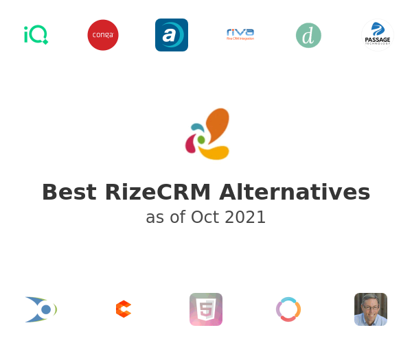 Best RizeCRM Alternatives