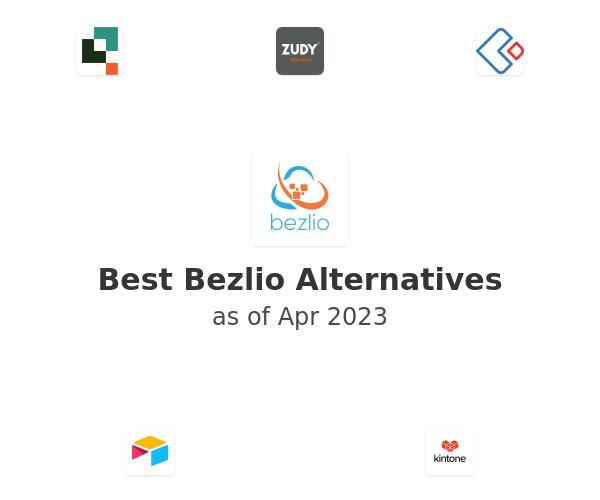 Best Bezlio Alternatives