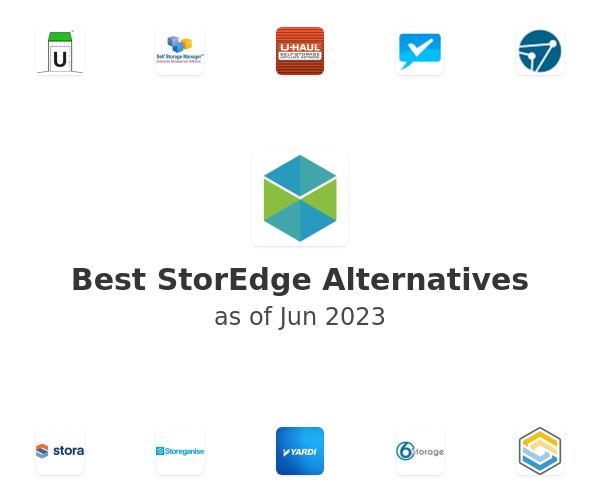 Best StorEdge Alternatives