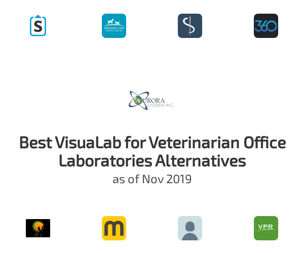 Best VisuaLab for Veterinarian Office Laboratories Alternatives