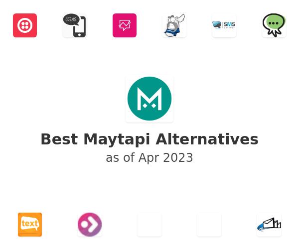 Best Maytapi Alternatives