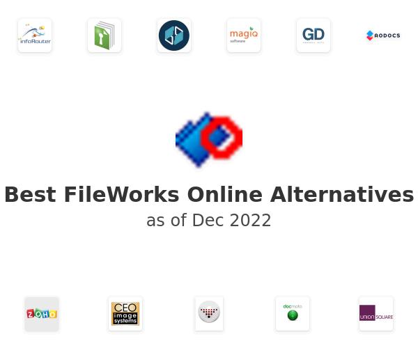 Best FileWorks Online Alternatives