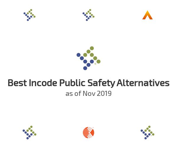 Best Incode Public Safety Alternatives