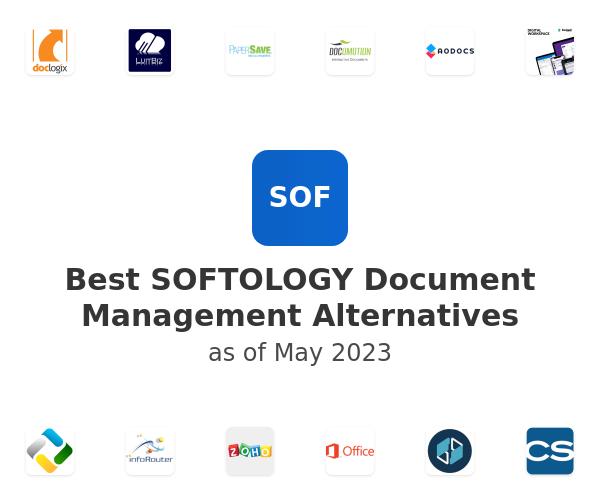 Best SOFTOLOGY Document Management Alternatives