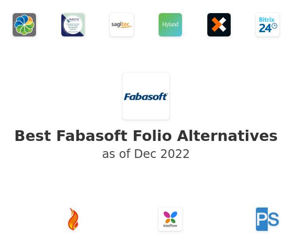 Best Fabasoft Folio Alternatives