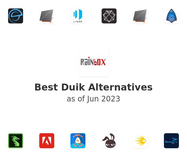 Best Duik Alternatives