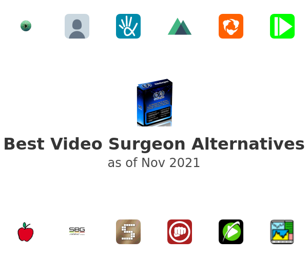 Best Video Surgeon Alternatives