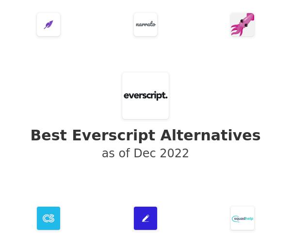Best Everscript Alternatives