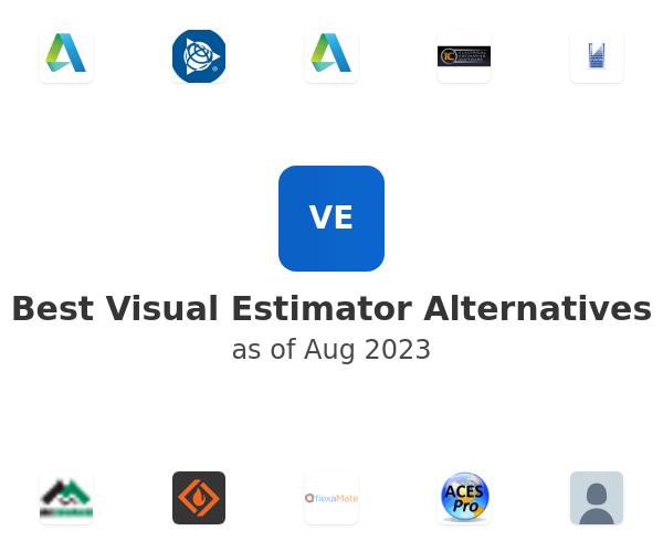 Best Visual Estimator Alternatives