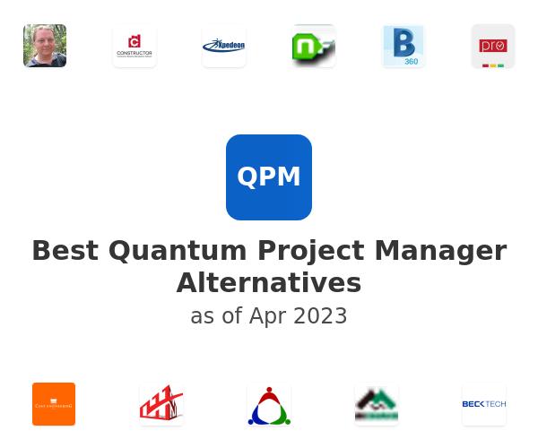 Best Quantum Project Manager Alternatives